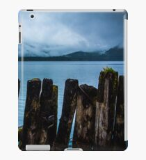 Pier into the Blue iPad Case/Skin