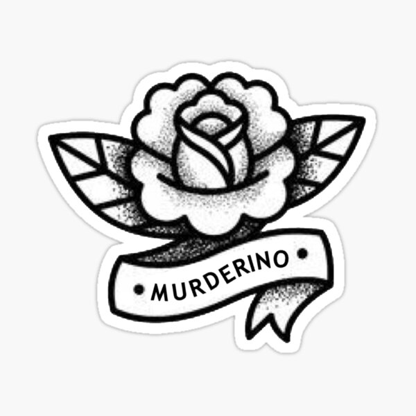 Murderino Sticker