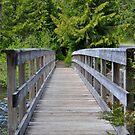 The Wooden Bridge by Bob Hortman