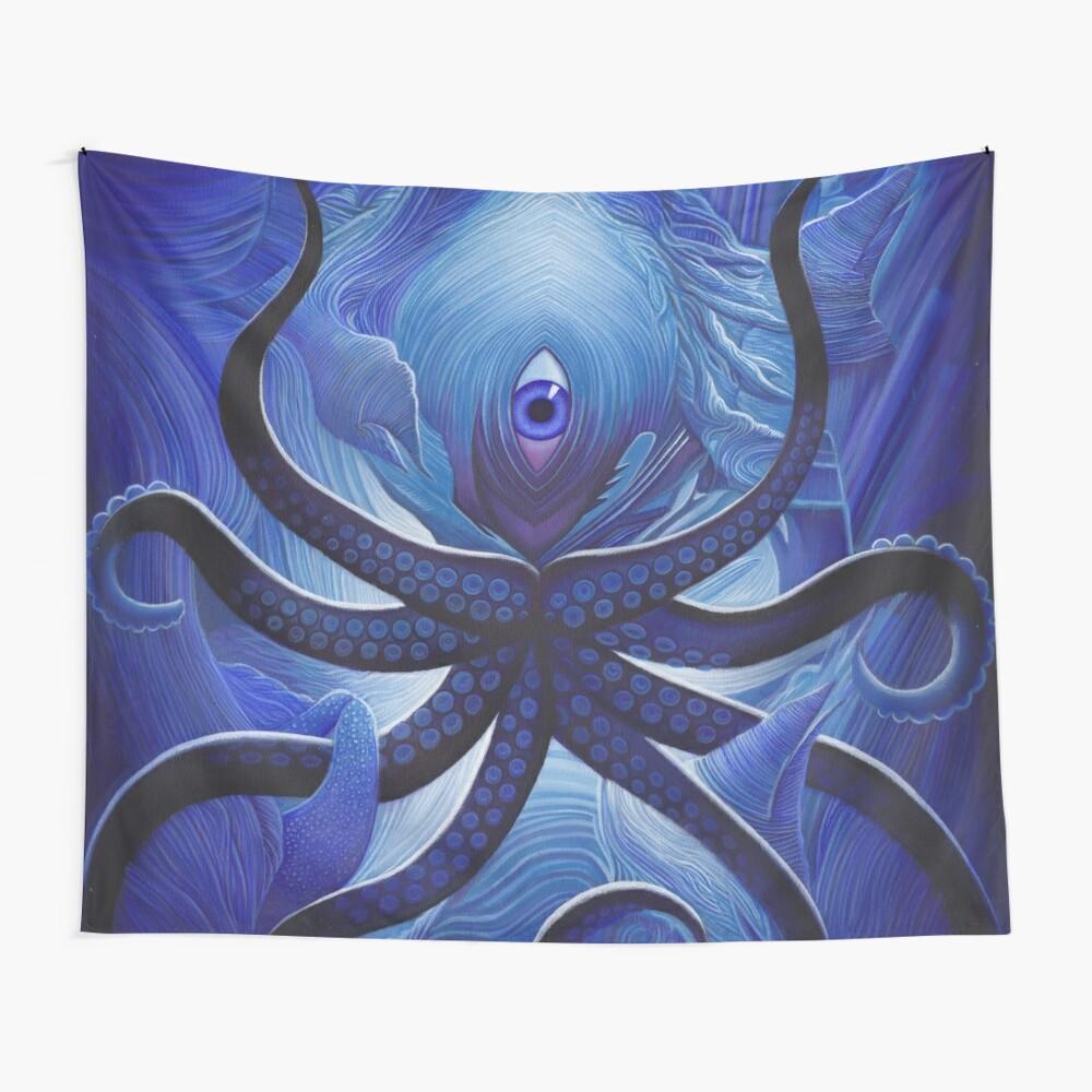Cycloptopus Wall Tapestry