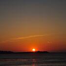 St Ives Sunset by Paul  Eden