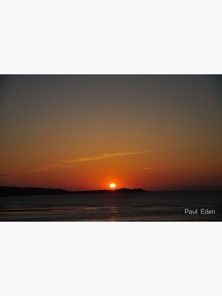St Ives Sunset by pauleden
