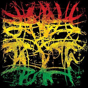 space reggae  von Periartwork