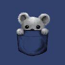 Kleiner Koala in einer Tasche von CrumblinCookie