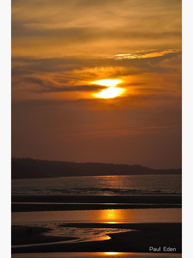 St Ives Sunset 2 by pauleden