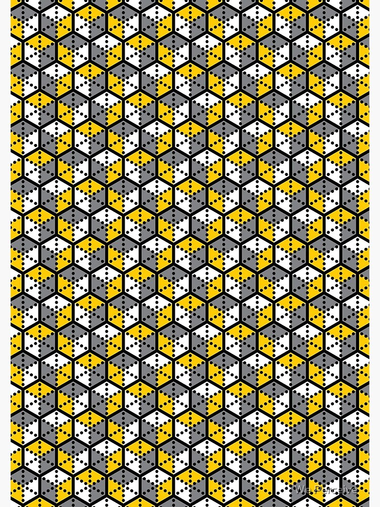 Geometric Cubes by CitizenWong