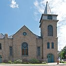 Merrickville United Church 1890 by Mike Oxley