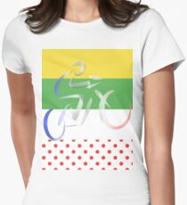 Le Tour Fitted T-Shirt