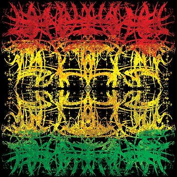 reggae sign  von Periartwork