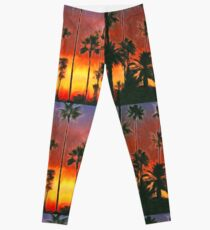 Sunset - Hollywood Leggings