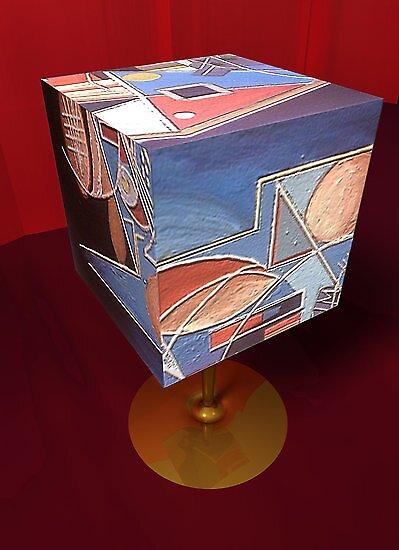 The Genius of Virtual Artist Mufa....5 by tim norman