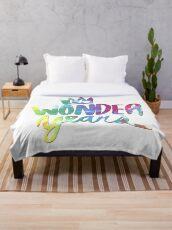 The Wonder Years Throw Blanket