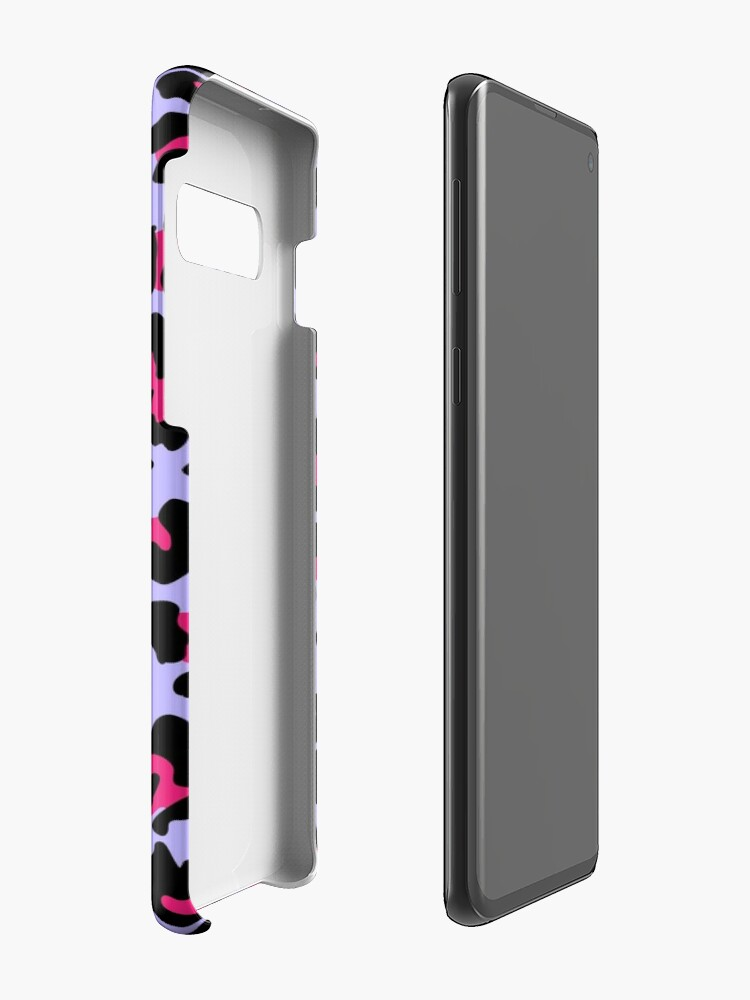 Alternate view of Neonpard Case & Skin for Samsung Galaxy