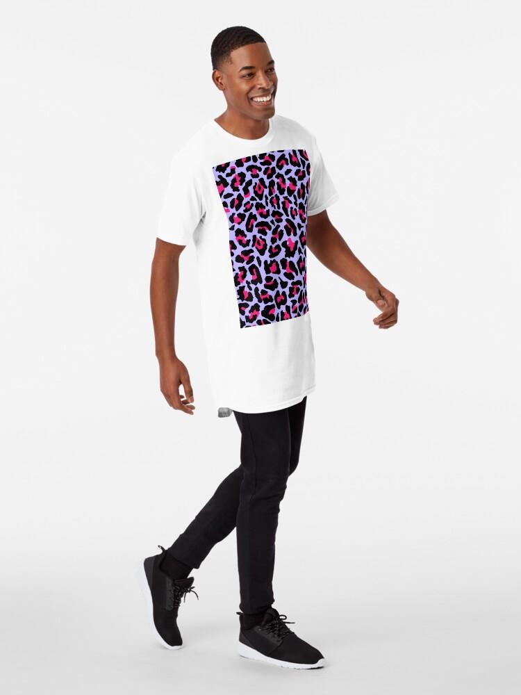 Alternate view of Neonpard Long T-Shirt