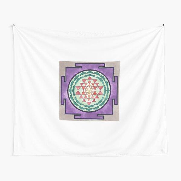 Sri Yantra 04 Tapestry