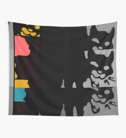 ANARKAT 2016 07 by RootCat Wall Tapestry