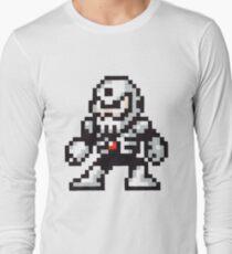 skull man Long Sleeve T-Shirt