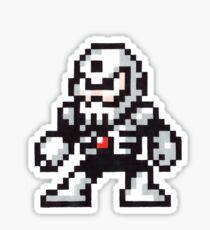 skull man Sticker