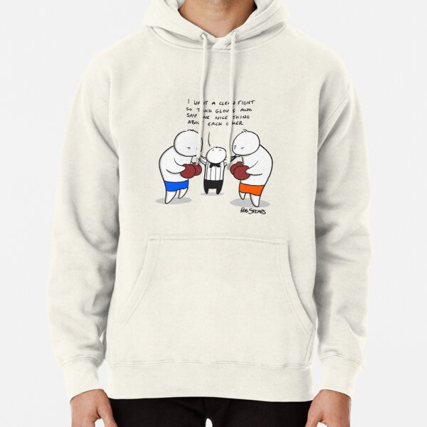 Fair Fight Pullover Hoodie