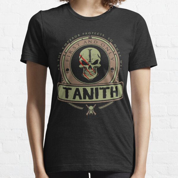 TANITH - FIGHTING CREST Essential T-Shirt