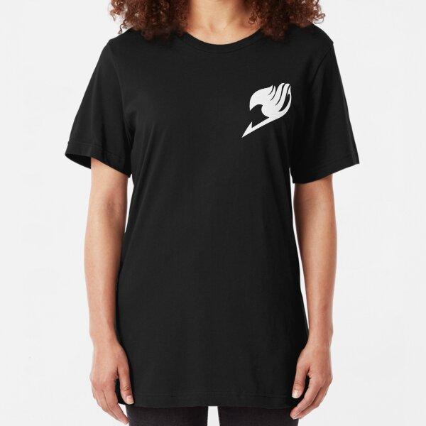 Fairy Tail Symbol Slim Fit T-Shirt