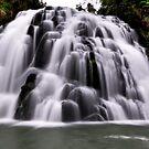Owharoa Falls by Stephen Johns