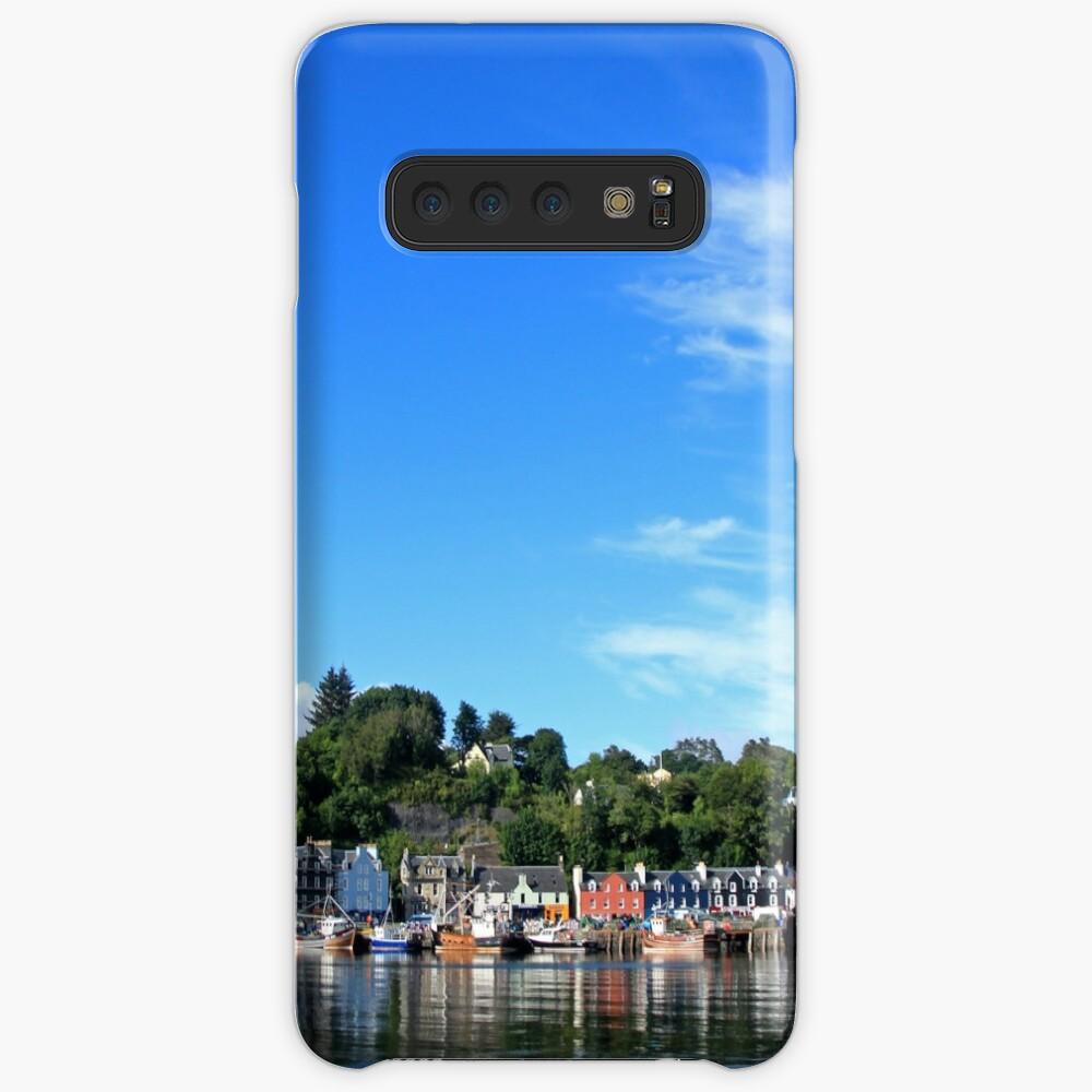 Blue Sky in Balamory Case & Skin for Samsung Galaxy