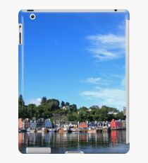 Blue Sky in Balamory iPad Case/Skin