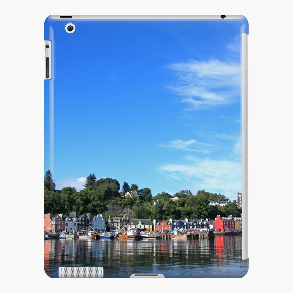 Blue Sky in Balamory iPad Case & Skin
