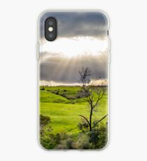 Shining at greens iPhone Case