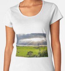 Shining at greens Premium Scoop T-Shirt