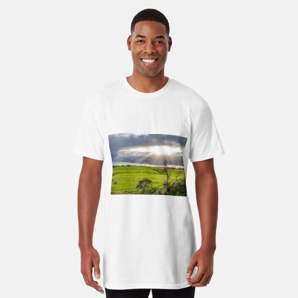 Shining at greens Long T-Shirt