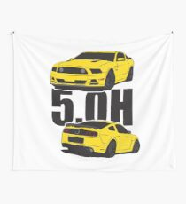 5.Oh Stang Wall Tapestry