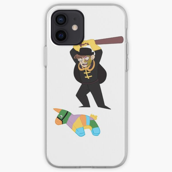 You need to ATTACK the pinata! iPhone Soft Case