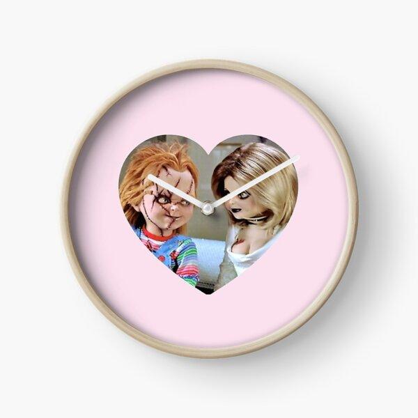 Chucky + Tiff Clock