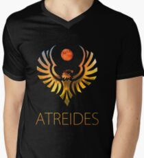 Atreides of Dune - Hue Shift Men's V-Neck T-Shirt