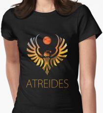 Atreides of Dune - Hue Shift Women's Fitted T-Shirt