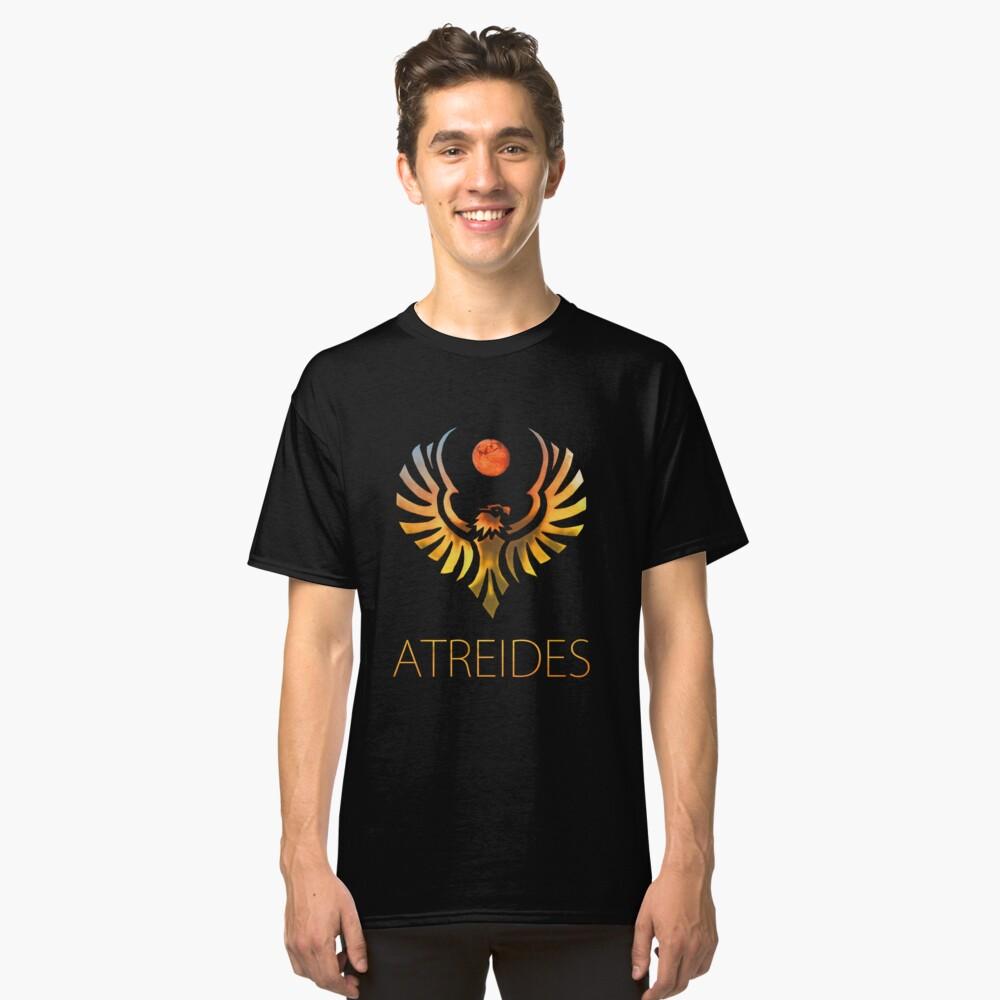 Atreides of Dune - Hue Shift Classic T-Shirt Front