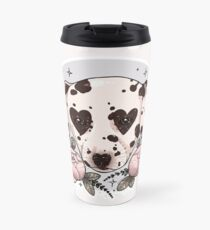 dalmatian dog Travel Mug
