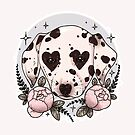 dalmatian dog by nevhada