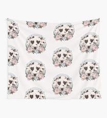 Dalmatiner Hund Wandbehang