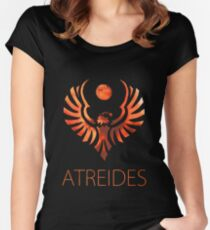 Atreides of Dune - Bronze Women's Fitted Scoop T-Shirt