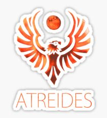 Atreides of Dune - Bronze Sticker