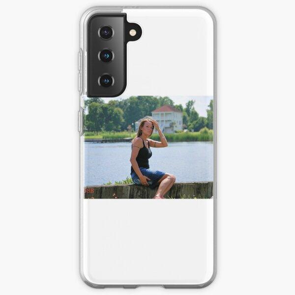 Stephanie Samsung Galaxy Soft Case