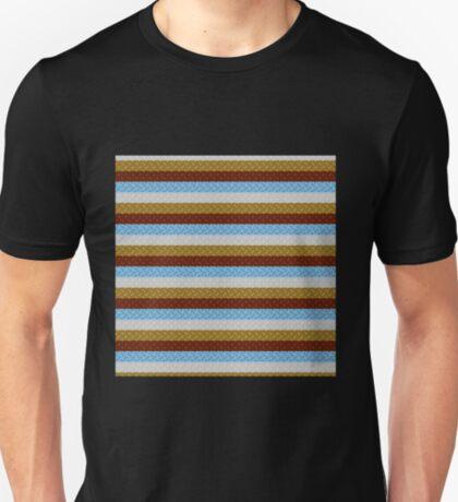 Four Color Diamond Plate design T-Shirt
