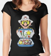 Koopa Country Women's Fitted Scoop T-Shirt