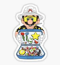 Koopa Country Sticker