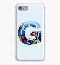 G is for grover iPhone Case/Skin