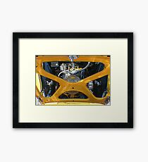 Mirror Mirror in the Hood Framed Print