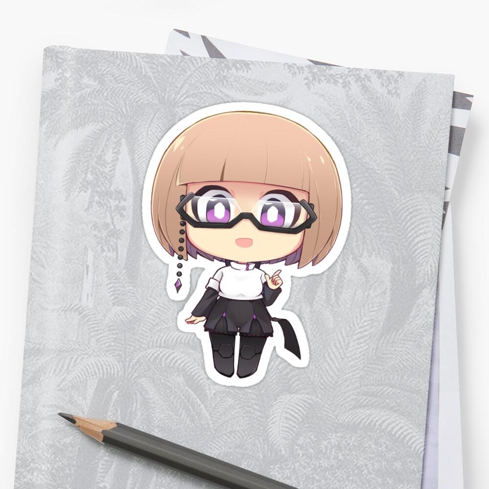 chorvabot Sticker